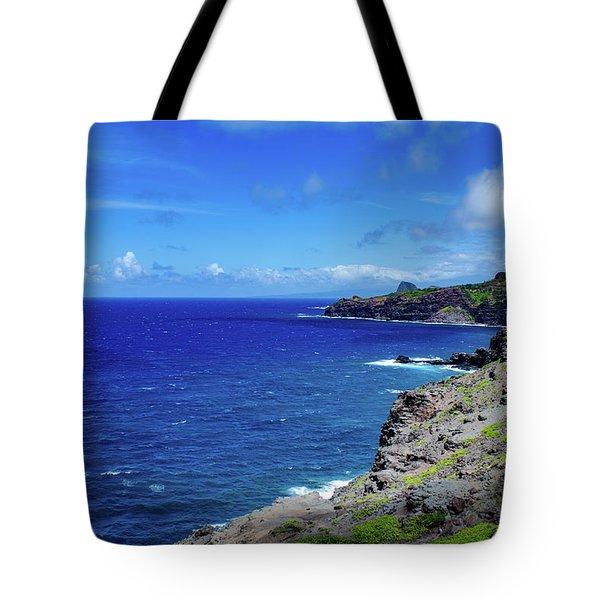 Maui Coast Tote Bag