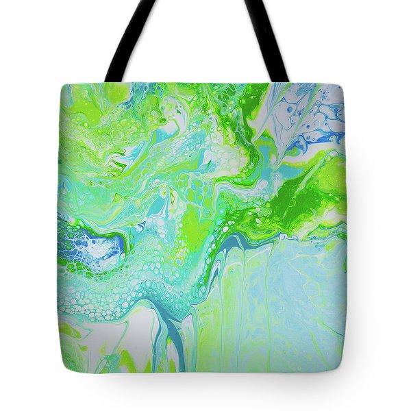 Maui - Land And Sea Tote Bag