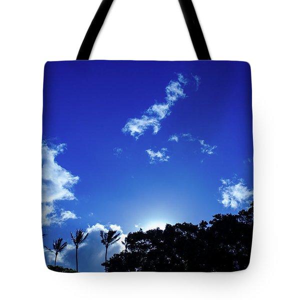 Maui Sky Tote Bag