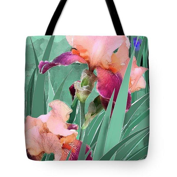 May Garden Tote Bag