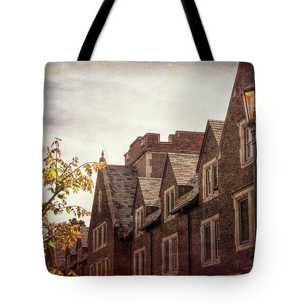 Mayslake Historic Home Tote Bag