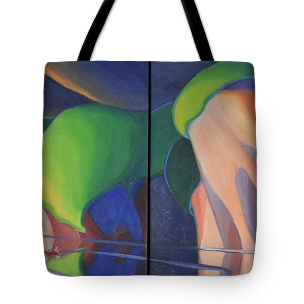 Mazinaw Rock Tote Bag