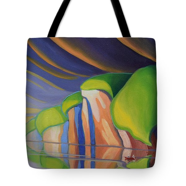 Mazinaw Rock I Tote Bag