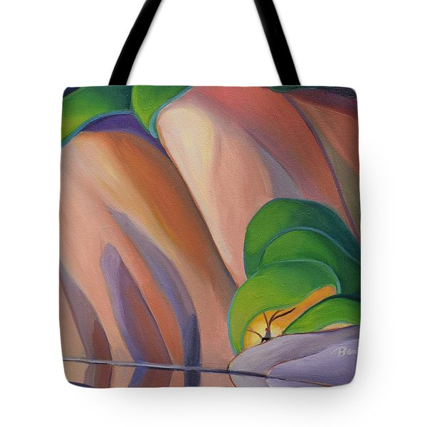 Mazinaw Rock II Tote Bag
