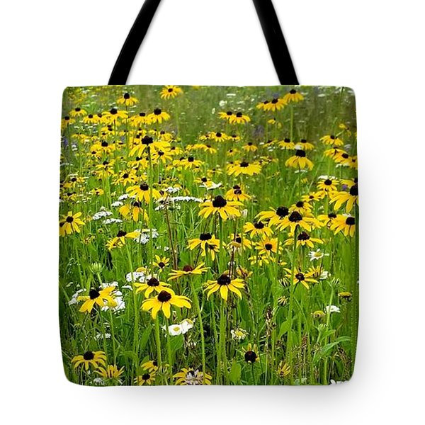 Meadow Flowers 1 Tote Bag