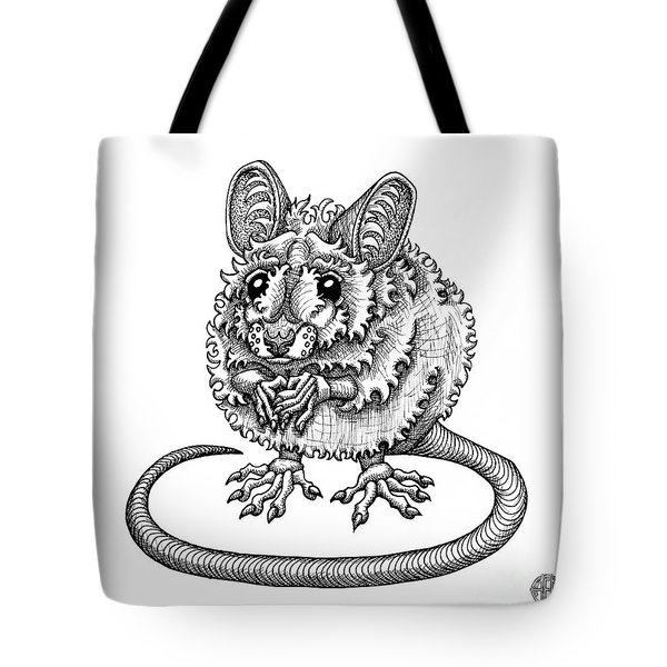 Meadow Jumping Mouse Tote Bag
