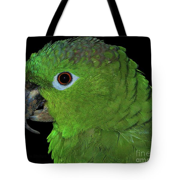 Mealy Amazon Tote Bag