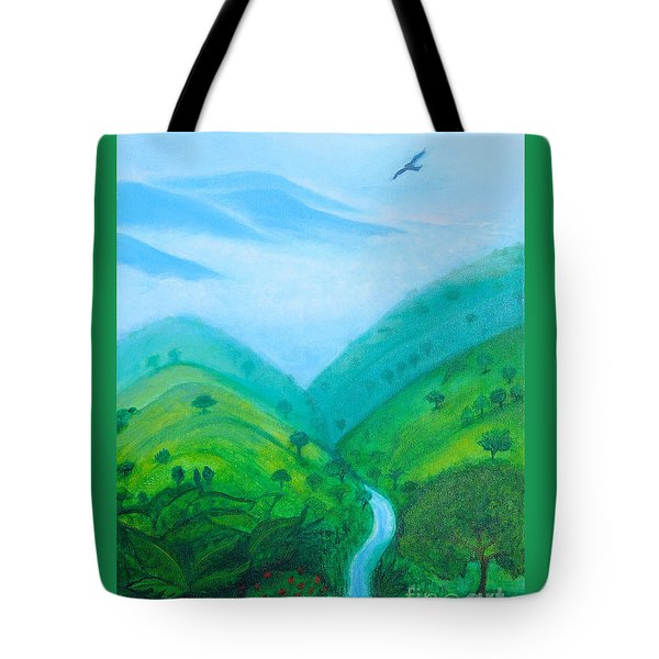 Medellin Natural Tote Bag