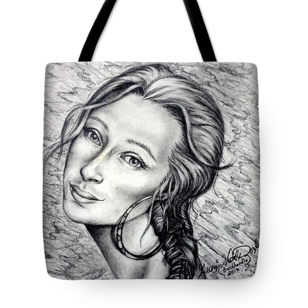 Medusa Before Tote Bag