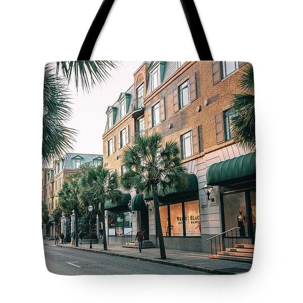 Meeting Street Tote Bag