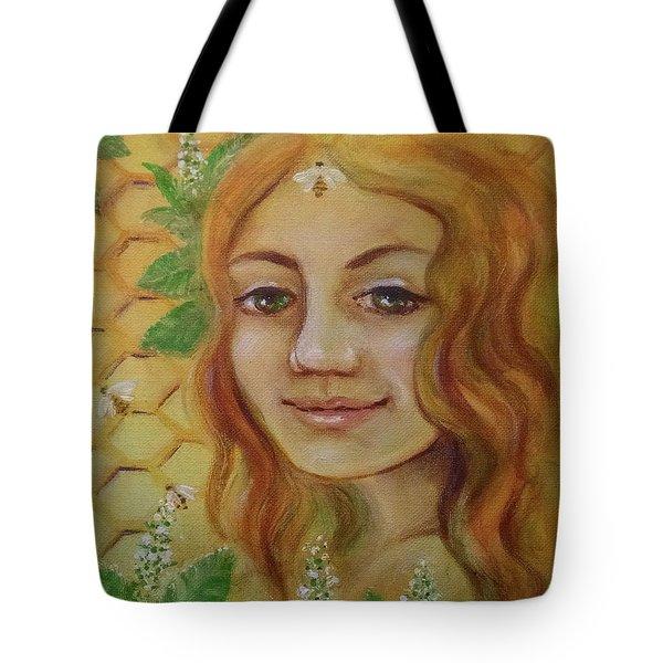 Melissa - Bee Goddess Tote Bag