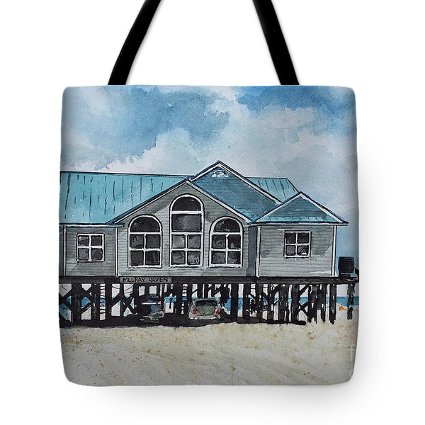 Melray Haven Tote Bag