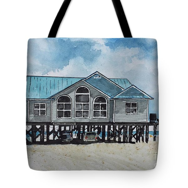 Melray Haven Tote Bag