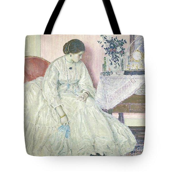 Memories, 1915  Tote Bag