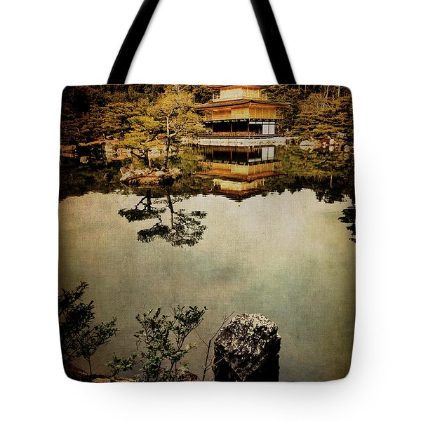 Memories Of Japan 1 Tote Bag