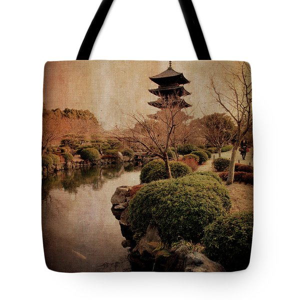 Memories Of Japan 2 Tote Bag