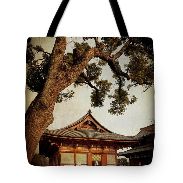 Memories Of Japan 3 Tote Bag