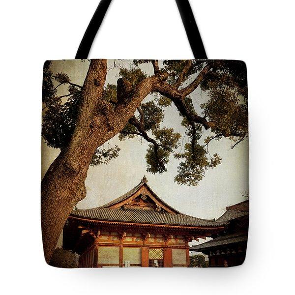 Memories Of Japan 3 Tote Bag
