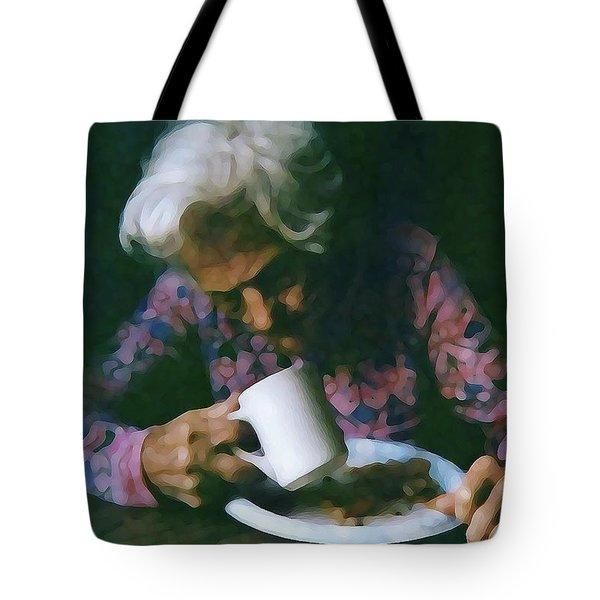 Memories Of Mama Tote Bag
