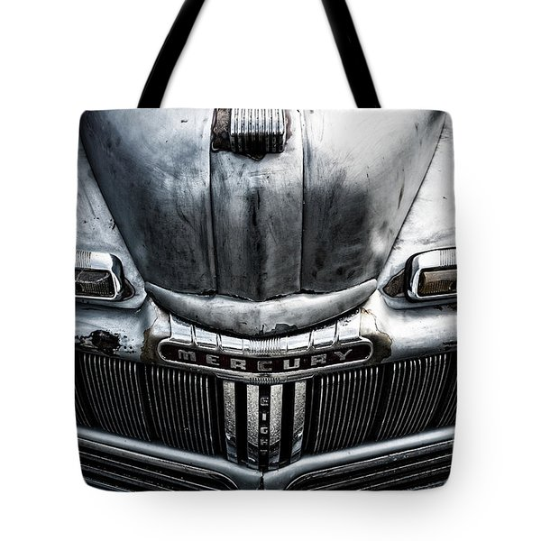 Mercury Eight Tote Bag