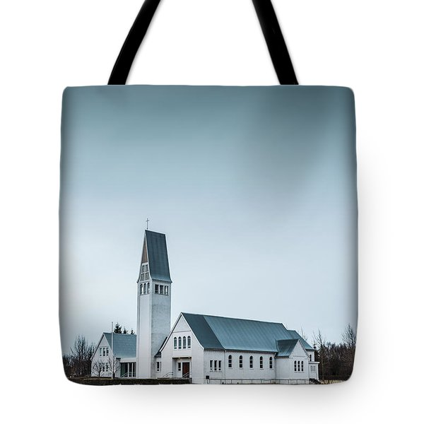 Mercy Is Song Tote Bag