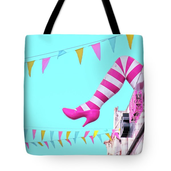 Merilyn Tote Bag