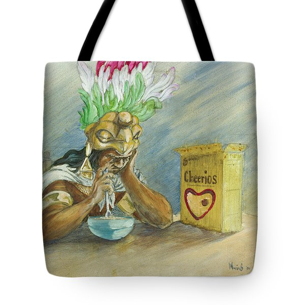 Mexican-american Blues Tote Bag