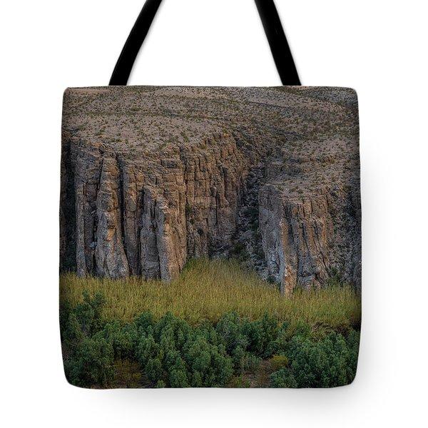 Mexican Box Canyon Tote Bag