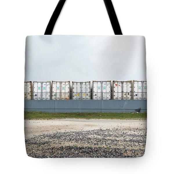Miami Topographics 15 Tote Bag