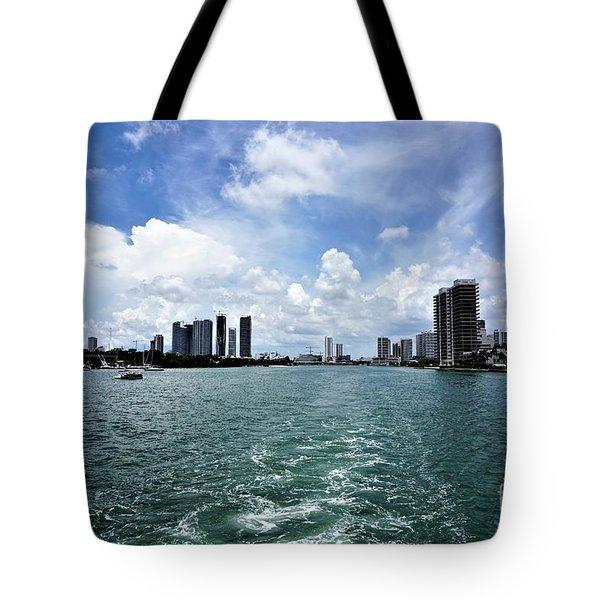 Miami2 Tote Bag