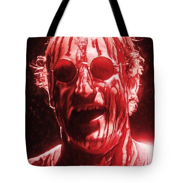 Mickey Knox Tote Bag
