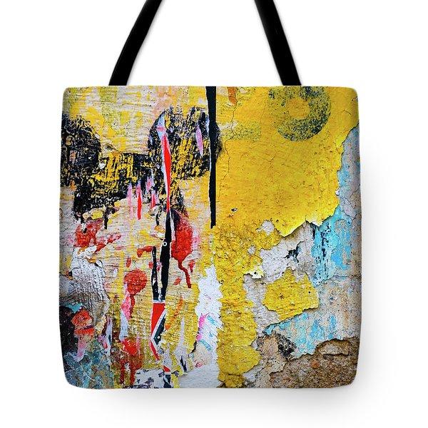 Mickeys Nightmare Tote Bag