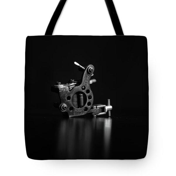 Micky Sharpz Tote Bag
