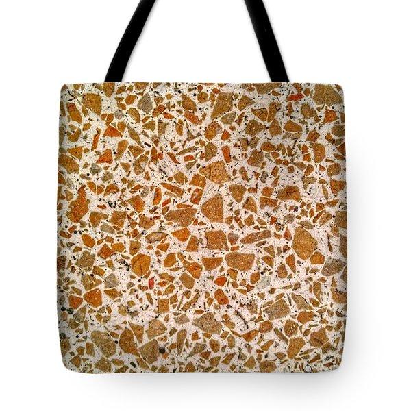 Mid Century Terrazzo Tote Bag