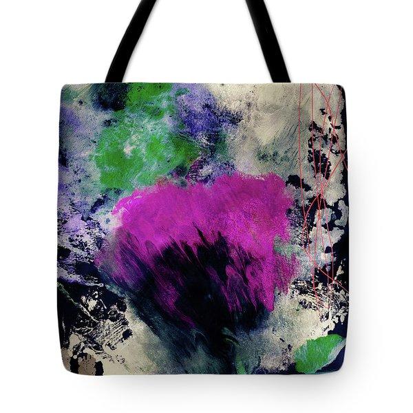 Midnight Rhapsody- Art By Linda Woods Tote Bag
