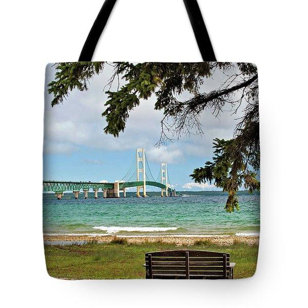 Mighty Mac Tote Bag