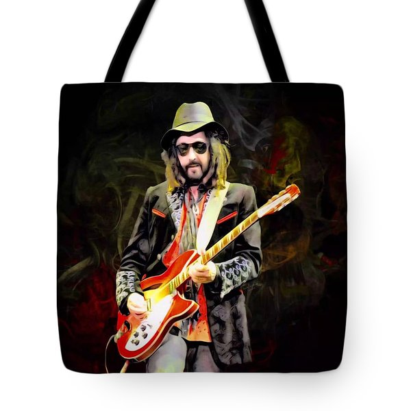 Mike W Campbell  Tote Bag