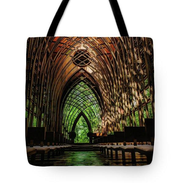 Mildred B. Cooper Memorial Chapel Tote Bag