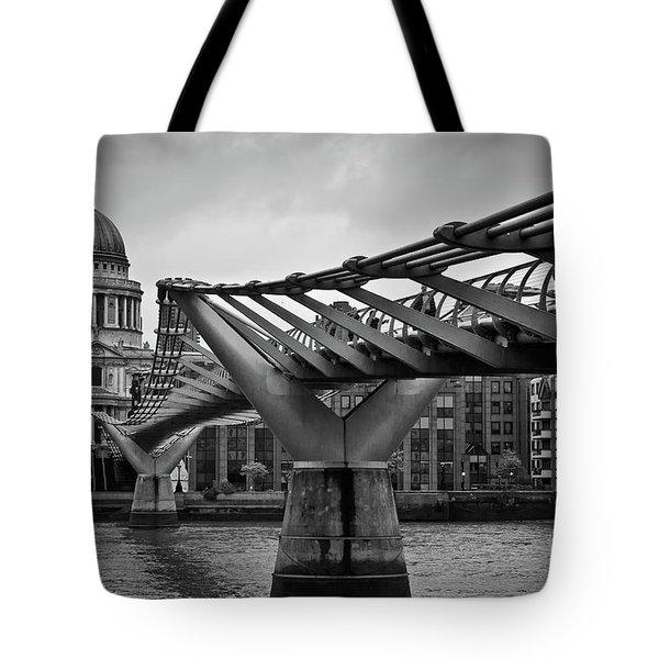 Millennium Bridge 01 Tote Bag