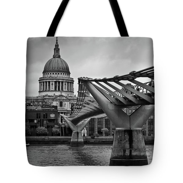 Millennium Bridge 01 Tote Bag