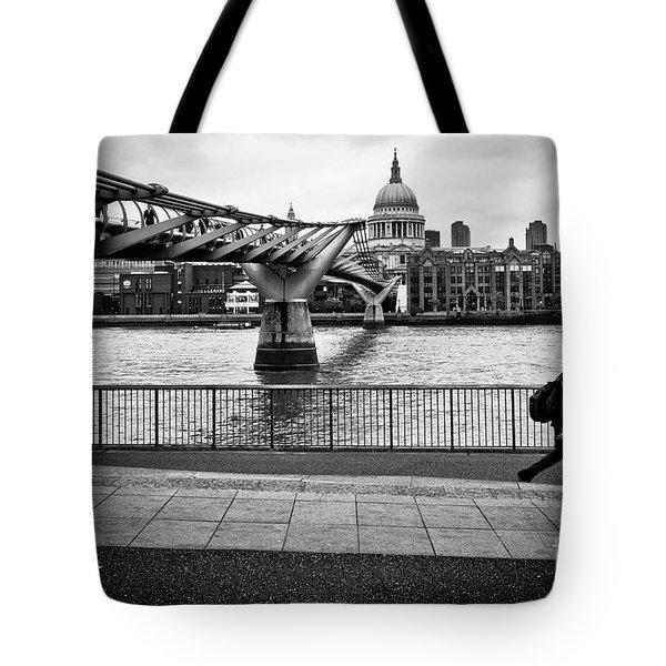 millennium Bridge 02 Tote Bag