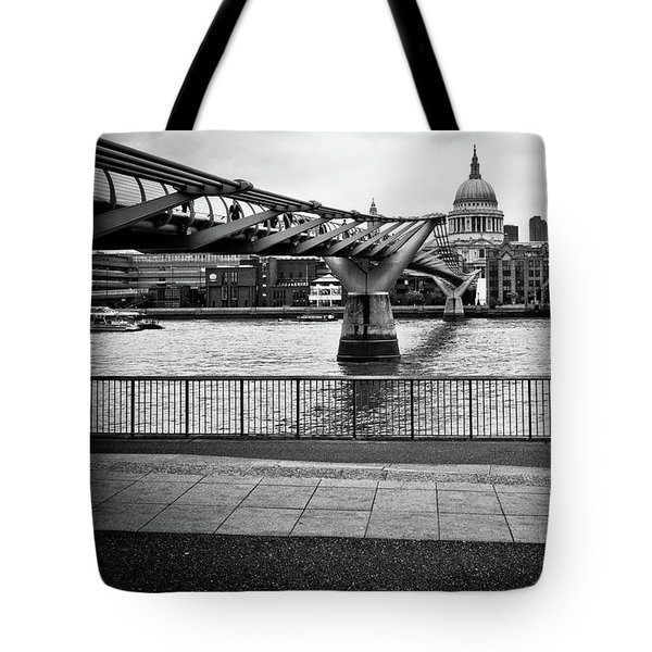 millennium Bridge 02 Tote Bag