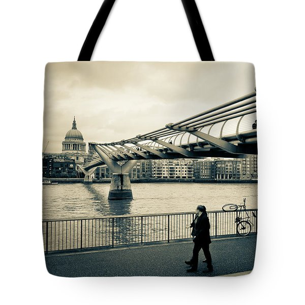 Millennium Bridge 03 Tote Bag