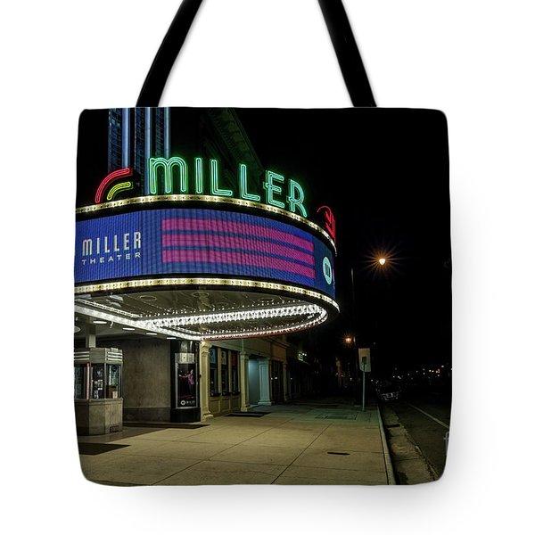 Miller Theater Augusta Ga 2 Tote Bag