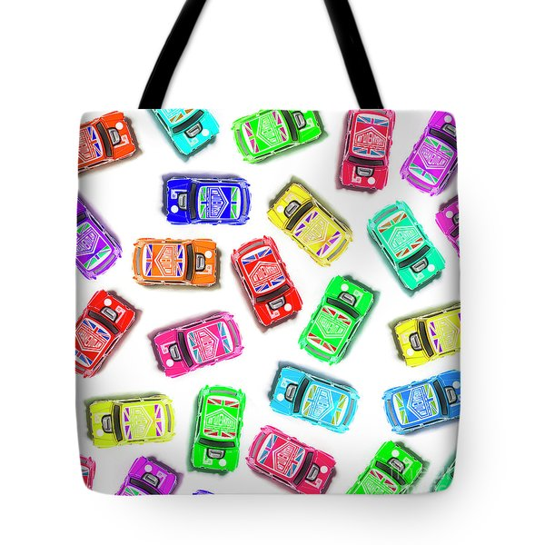 Mini Mayhem Tote Bag