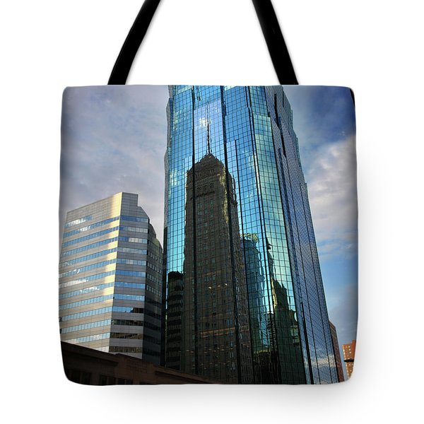 Minneapolis Skyline Photography Foshay Tower Tote Bag