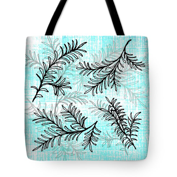 Miro Tree Branches Tote Bag