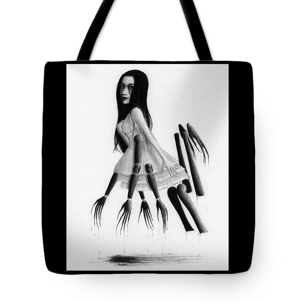 Misaki - Artwork Tote Bag
