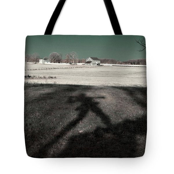 Mississippi Shadow Tote Bag