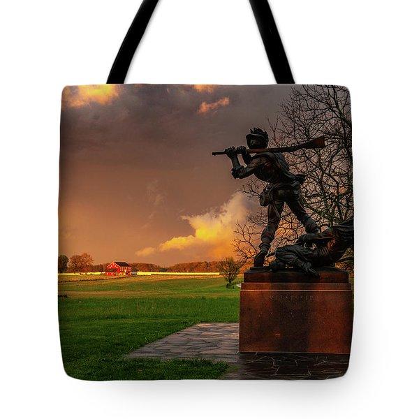Mississippi Storm Tote Bag